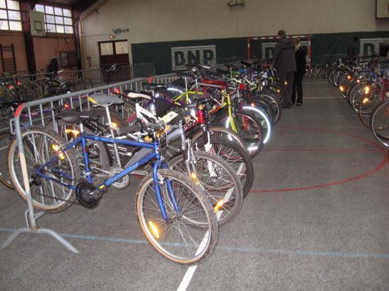 Bourse aux vélos 2011